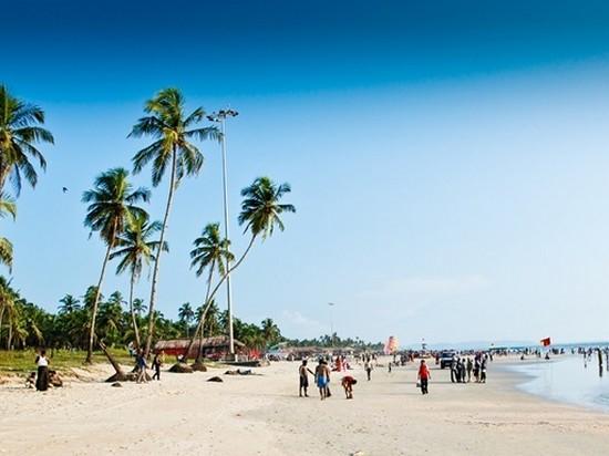 На Гоа туристов будут штрафовать за распитие алкоголя