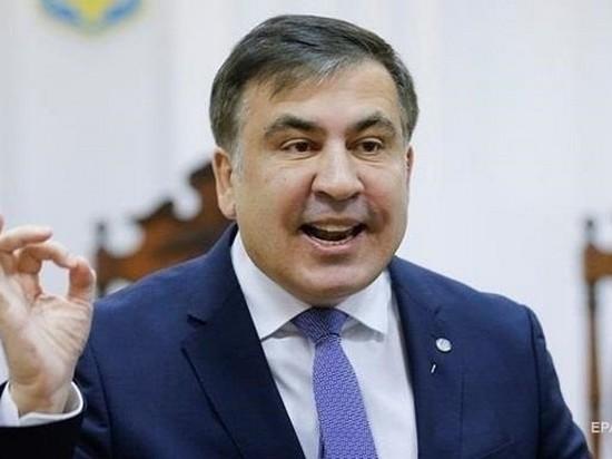 Сменю власть в Грузии за 72 часа — Саакашвили