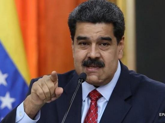 Мадуро призвал Трампа «убрать руки» от Венесуэлы