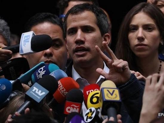 США признали нового спецпосланника Венесуэлы