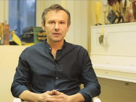 Вакарчук отказался баллотироваться в президенты (видео)