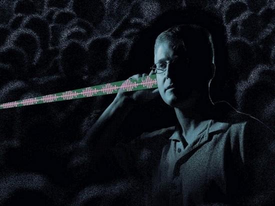Создан способ передачи звука лазером прямо в ухо