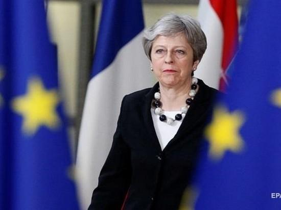 Тереза Мэй решила изменить сделку по Brexit