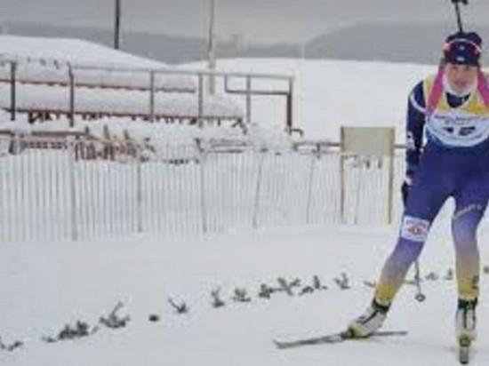 Украинская биатлонистка выиграла золото юношеского чемпионата мира