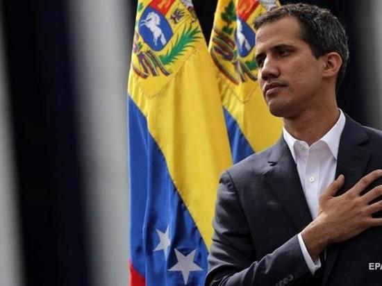 Посол Венесуэлы в Ираке признал Гуайдо президентом