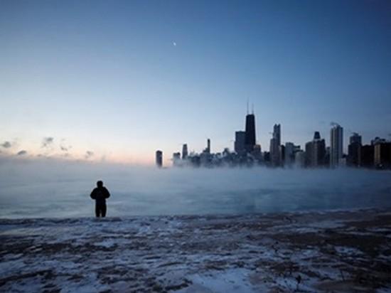 В США удвоилось число жертв аномальных холодов