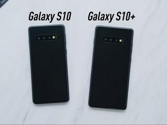 Флагман Galaxy S10 показали на новых фото и видео