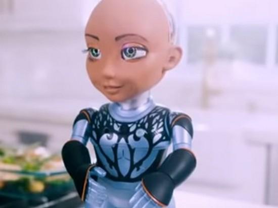У робота Софии появилась младшая сестра (видео)