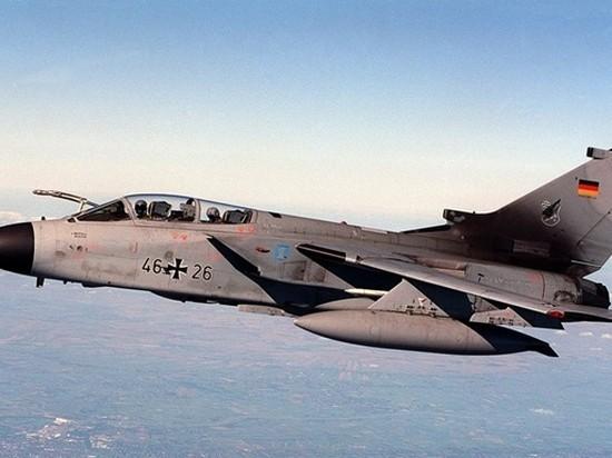 ВВС Германии 30 раз поднимали по тревоге из-за российских самолетов