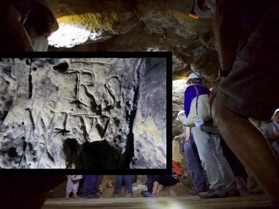 В британских пещерах нашли «ворота в ад»