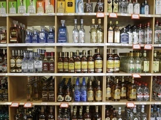 Производство водки в Украине сократилось на треть за последние 4 года
