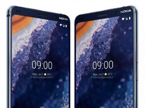 Шесть камер. Опубликованы официальные фото «монстра» Nokia 9