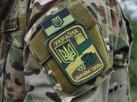 В Минобороны рассказали о дедовщине в украинской армии