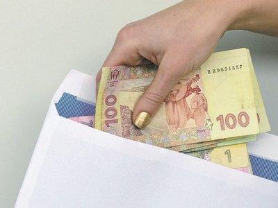 Всего четверть работников в Украине получает «белые» зарплаты