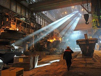 Впервые за 3 года в Украине рост промпроизводства