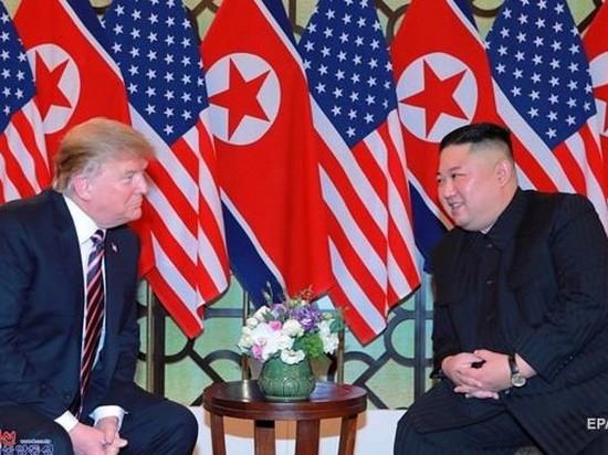 Ким Чен Ын и Дональд Трамп договорились о новой встрече