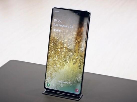 Galaxy S10 с поддержкой 5G показали на видео
