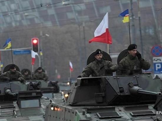 Польша потратит на модернизацию армии $50 миллиардов