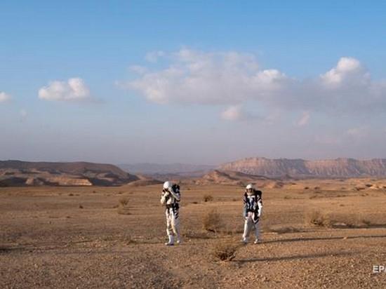 В Китае открыли «марсианскую базу»