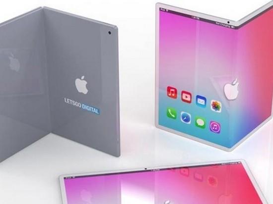 В Сети появились рендеры складного iPad