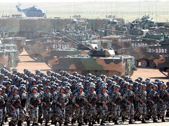 Китай запланировал рост военного бюджета до $177 миллиардов