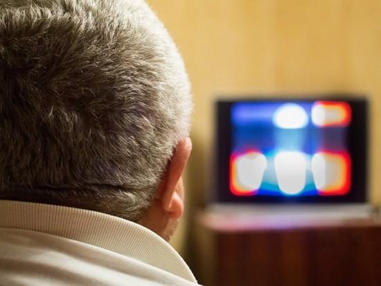 Исследователи назвали опасность просмотра телевизора