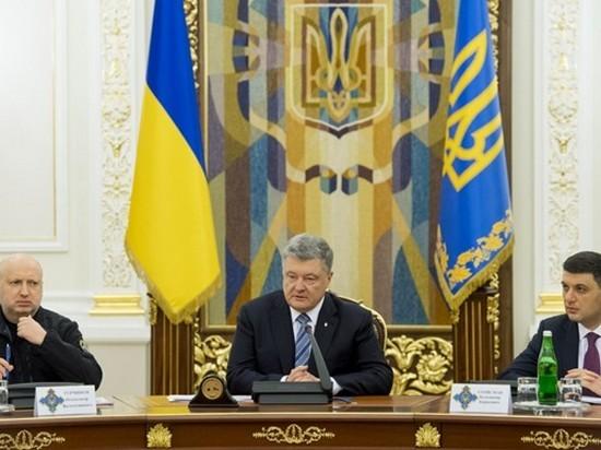 Петр Порошенко назвал источник «слива» по оборонке