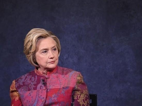 Клинтон отказалась от участия в выборах 2020 года