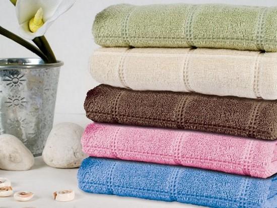 Однотонные махровые полотенца оптом в интернет-магазине «Rushnuchok»
