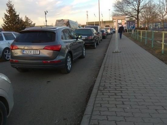 Венгрия заявила о планах построить мост в Украину