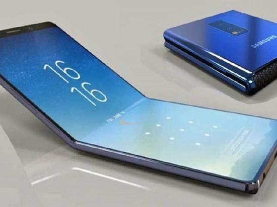Раскрыт дизайн новой «раскладушки» Samsung