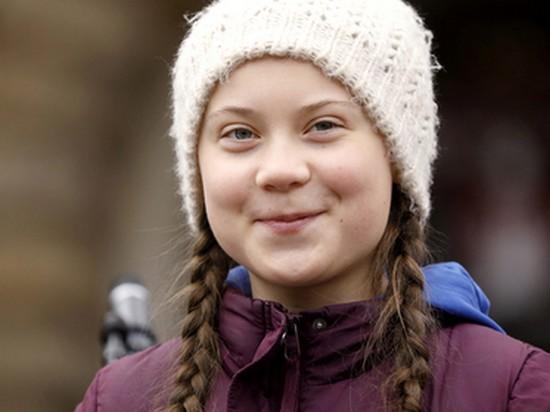 Школьницу выдвинули на Нобелевскую премию мира