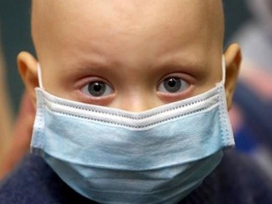 Детская заболеваемость раком выросла на 15% — МОЗ