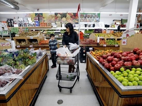 В Украине подешевело мясо и подорожали овощи