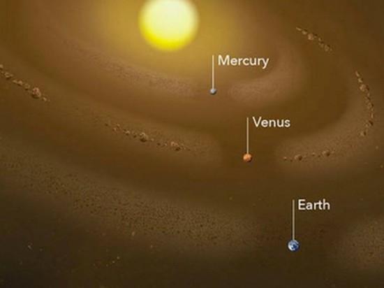 В Солнечной системе нашли загадочную структуру