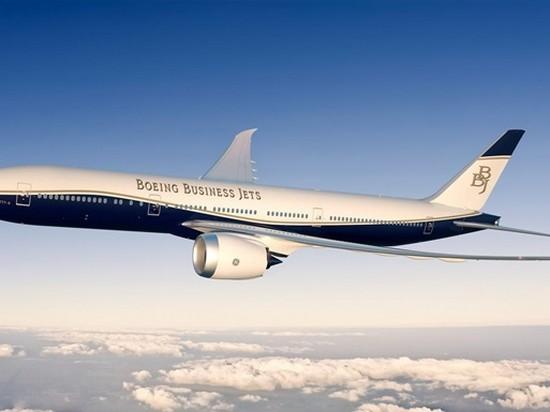 Boeing отменила презентацию нового самолета из-за авиакатастрофы