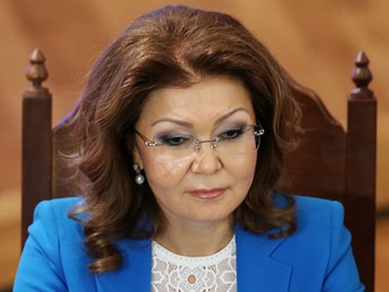 Дочь Назарбаева возглавила Сенат Казахстана