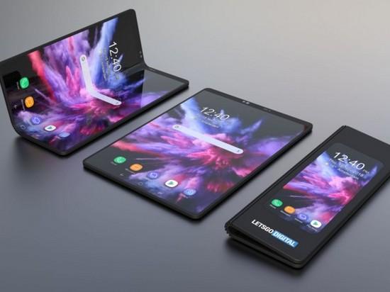 Складной смартфон Samsung впервые показали вживую: видео