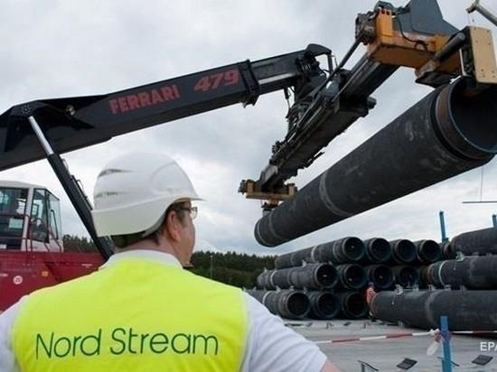 Евродепутат обозначил план борьбы с «Nord Stream-2»