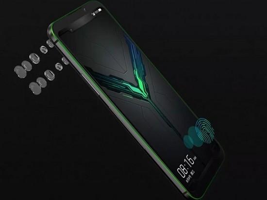 Xiaomi выпустила игровой смартфон Black Shark 2