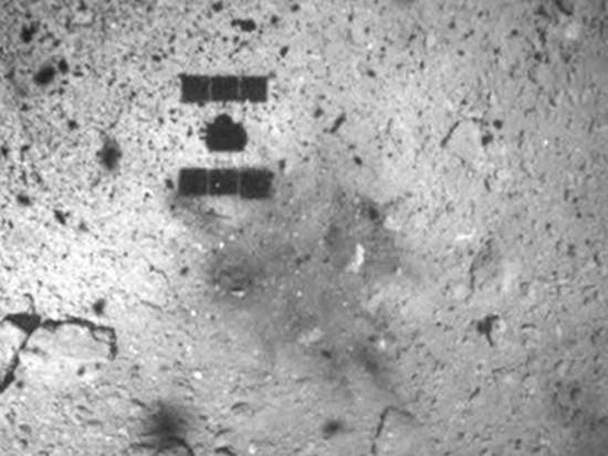 Японский космический аппарат подорвет астероид