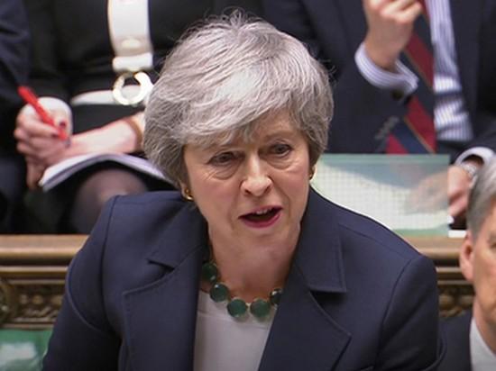 Британия попросила ЕС отложить Brexit