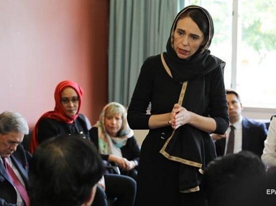 Премьера Зеландии заранее предупредили о теракте