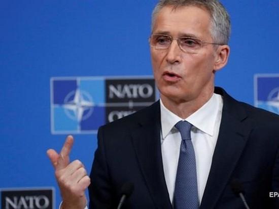 НАТО построит в Польше склад для хранения военной техники США