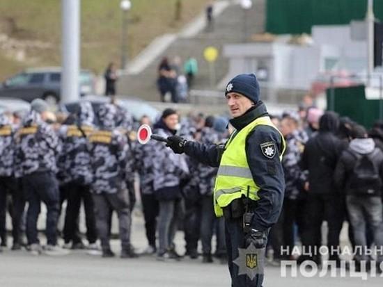 В центре Киева протестовали 5000 человек