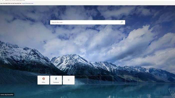 Microsoft открыла доступ к тестовой версии браузера Edge