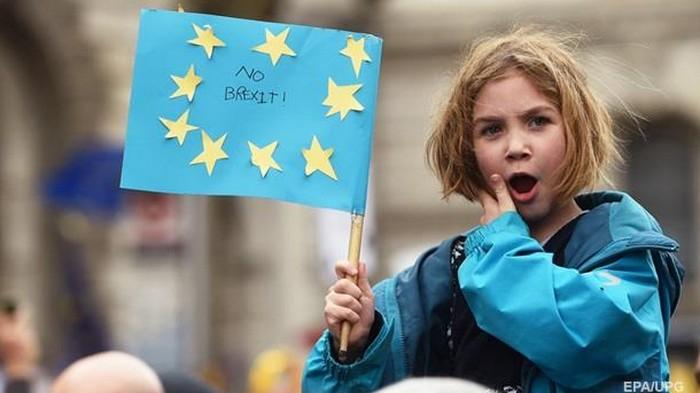 Петицию за отмену Brexit подписали более 5 миллионов раз