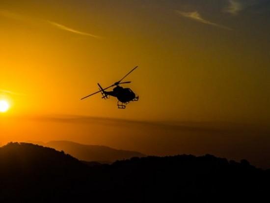 В России у вертолета при посадке отломился хвост