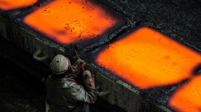 Украина сохранила место в топ-15 мировых производителей стали