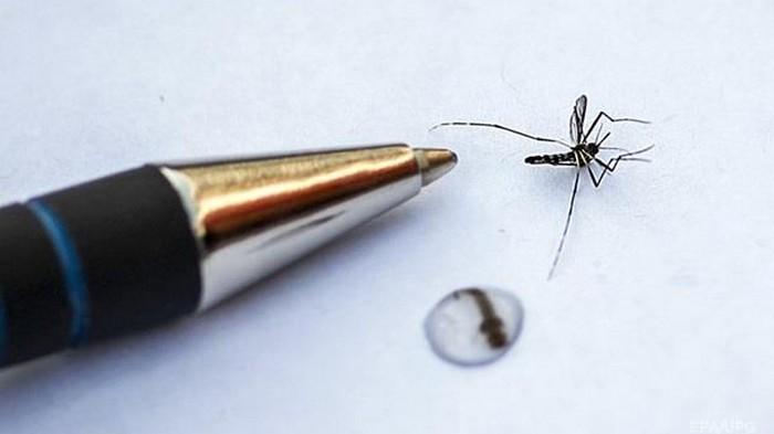 Найден способ спрятать человека от комаров